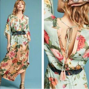 Farm rio Marilla maxi floral dress size small